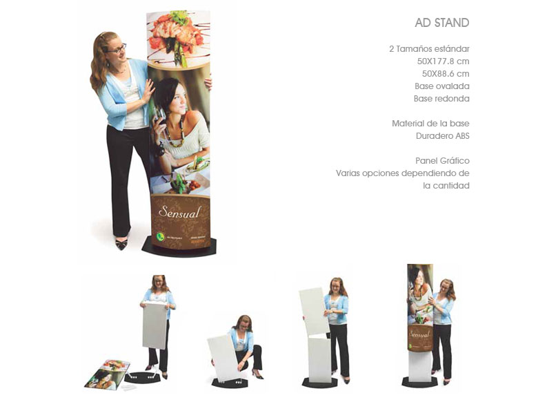 AD STAND